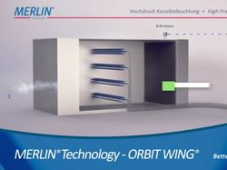 Merlin Technology Orbit Wing